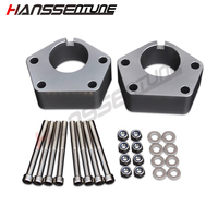 HANSSENTUNE Car Accessories 2.5 Lift Kits Front Ball Joint Spacers for Hilux Surf IFS 1986 2004