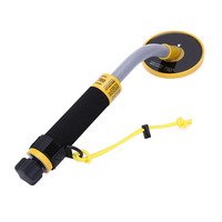 High Sensitivity Metal Detector Underwater 30M Waterproof Pulse Induction Detection Depth Stability Vibration Alarm Mode