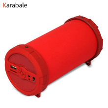 Karabale Big Bass Outdoor Bluetooth Speaker