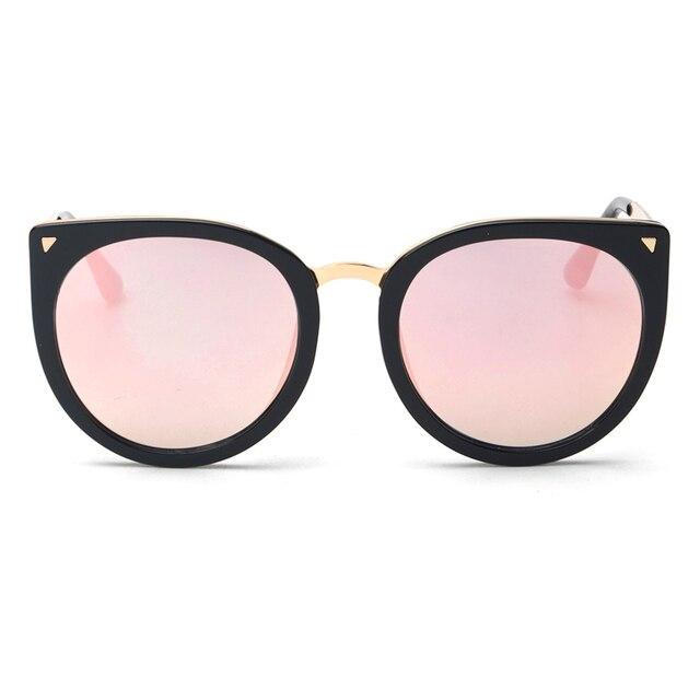 ec971cccf2 mimiyou Cat Eye Triangle Eyeglasses Eyewear Vintage Retro Fashion Sun  Glasses Unisex Women Men UV400 oculos