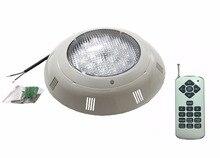 Настенное крепление RGBW бассейн светодиодный 24 Вт 36 Вт подводный свет IP 68 доказательства воды фонтан освещения AC12V с 18 ключи удаленный 48 Вт 60 Вт 72 Вт