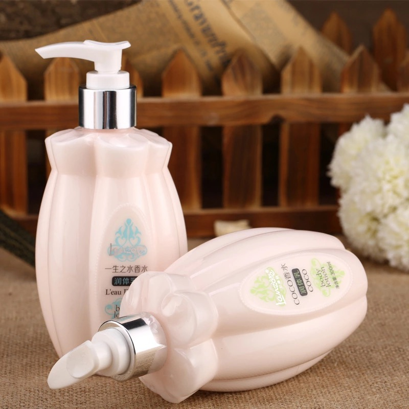Aromatic Body Emulsion Moist Whitening Body Lotion Perfumed Cream Long lasting Fragrance Nourishing Body Cream For Woman 350G