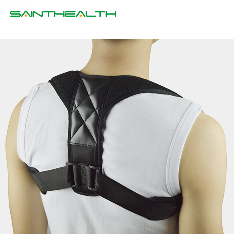 Posture Correct Belt Corset Back Corrector Clavicle Support Slouching Corrective Posture Correction Spine Braces Supports