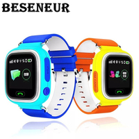 Q90 GPS Smart Watch Baby Watch With Wifi Touch Screen SOS Call Location Device Tracker For