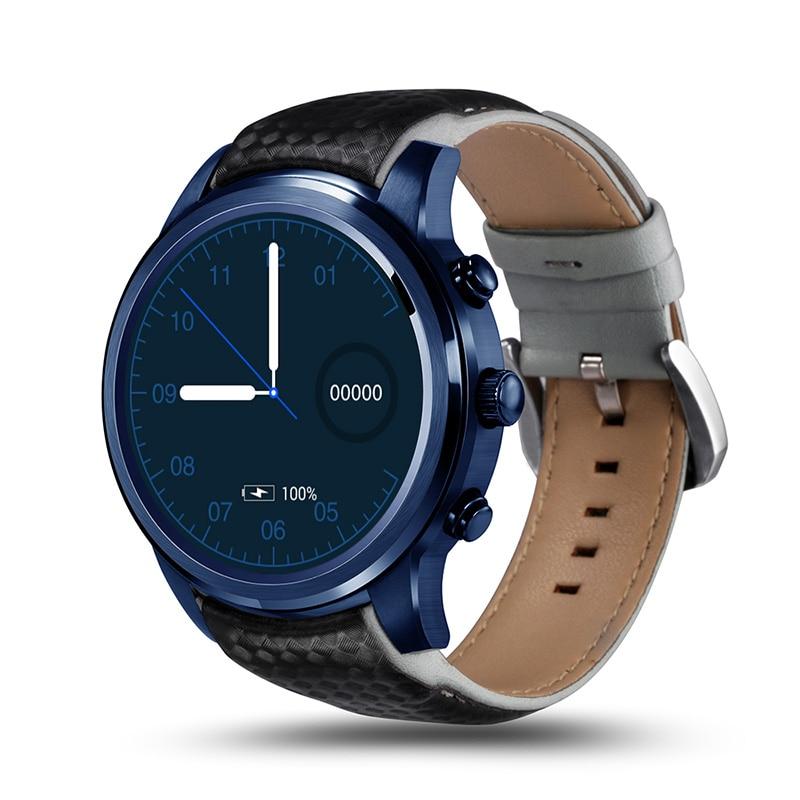 X5 LEM5 3G Sport montre intelligente Android MTK6580 WiFi Bluetooth smartwatch fréquence cardiaque tensiomètre étanche Phonewatch