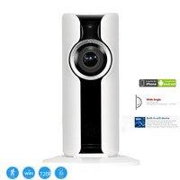 720P Mini IP Camera WIFI Mobile Monitor 1 0MP TF Wireless Indoor CCTV Audio PTZ 180