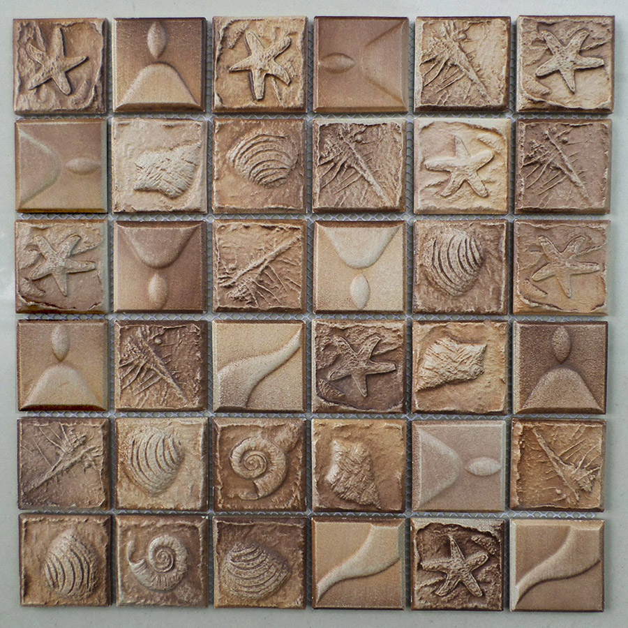 Would vintage mozaic tile concurrence