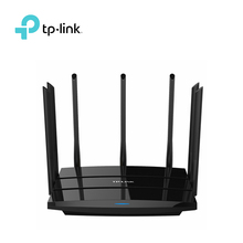 TP-LINK Wireless Router Wifi 2.4G/5 GHz 2200 Mbps de Banda DuaL Gigabit 802.11AC Wifi Repetidor 7 Antenas TL WDR8500 Roteador