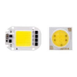 Светодиодный чип COB 20 Вт 30 Вт 50 Вт 3 Вт 5 Вт 7 Вт 9 Вт 12 Вт 15 Вт 18 Вт 110 В 220 В умный IC свет высокий люминесцентный чип для DIY светодиодный прожектор ...