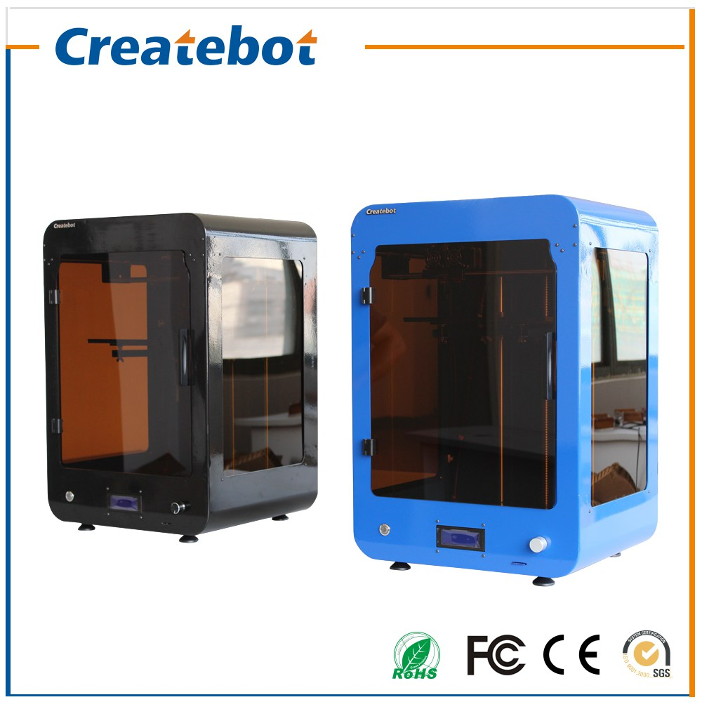 Createbot High Speed High Accuracy Stabler Performance Max 3D Printer Good Quality 3D Professional Maufacturers in China