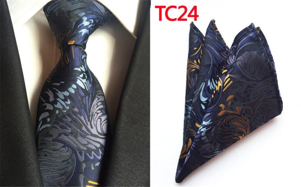 CityRaider Nouvelle Nouveauté Noir Soie Garçon Cravate Cravates Pour Hommes  cadeaux Bleu Cravates Mince Mouchoir Avec Match Cravate 2 pcs Ensemble CR014 b5d51c1e79e