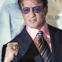Настроить OGRM Сильвестр гарденцио Stallone Lucky кольцо 925 пробы для мужчин фильм косплэй украшения подарок