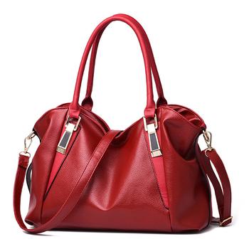 Torebki damskie skórzane torebki damskie od projektantów w stylu Vintage luksusowe kieszenie damskie torebki na ramię torebki na torebki WH03 tanie i dobre opinie LONGXIOR Torebka na co dzień torby kurierskie CN (pochodzenie) zipper SOFT NONE moda POLIESTER Versatile WOMEN Stałe Pojedyncze