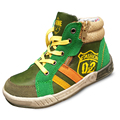 ¡ NUEVO!! 1 par Zapatos de Marca Zapatillas de Deporte de Los Niños DEL MUCHACHO, Calidad estupenda Kids Shoes