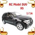 Nuevo Año Regalo Rastar 1/14 X5 RC SUV Modelo de Coche de Juguete Camión gran Máquina Jeep Vehículo de Radio Control de Coches Eléctricos de Juguete Para Niños de Coches