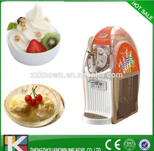 6L home use fruit ice cream machine/yoghourt ice cream maker machine without refrigerant