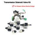 JF011E RE0F10A F1CJA Ventil Körper Magnet Kit Für Nissan Altima Sentra Dodge
