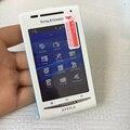 """Original sony ericsson xperia x8 e15i del teléfono móvil desbloqueado 3.0 """"pantalla táctil reformado teléfono móvil"""