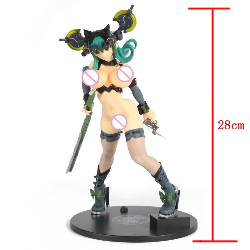ФОТО Cosplay Japanese Sexy Girl Toys Classic Anime Figure Keumaya Super Hyper Nurse Milkyway Soft Breast Hotaru dolls HX-00011