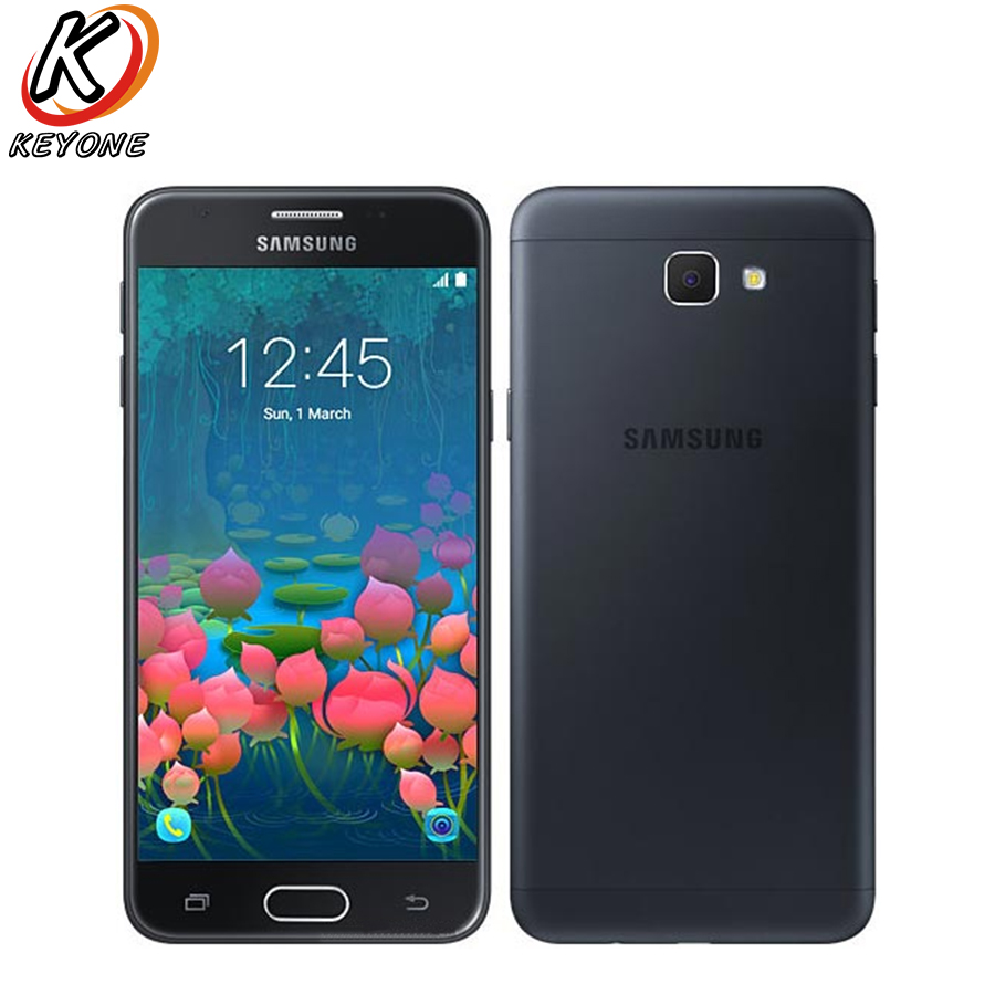 New Samsung Galaxy J5 Prime G570F-DS LTE Mobile Phone 5.0 inch 2GB RAM 16GB ROM 13MP Camera Android 2400mAh Smart Phone