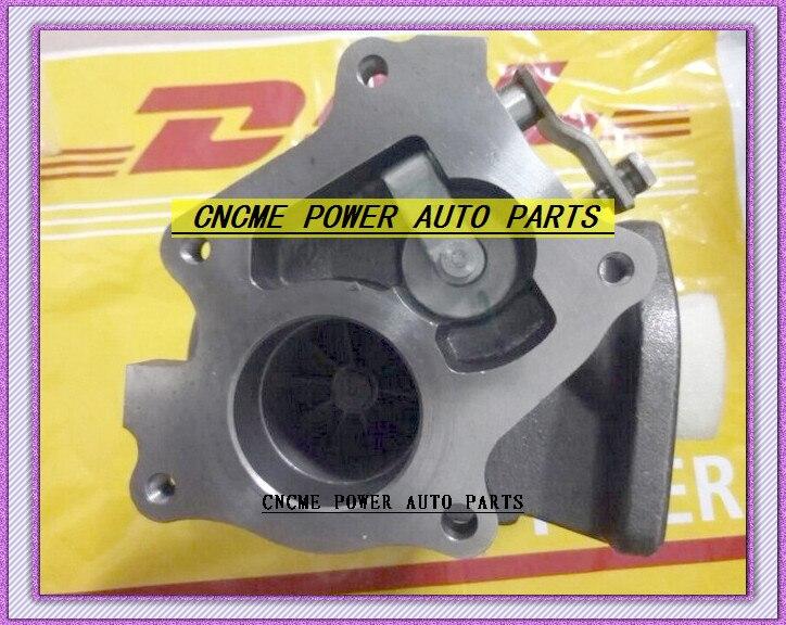 CT20 17208-46030 17208 46030 Turbocharger For TOYOTA Supra JZA80 1993- 4-RUNNER Land cruiser TD 1994- Twin turbo Engine 2J-ZGTE 2JZGTE 3.0L