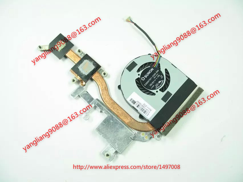 все цены на  Free Shipping For SUNON EG60070V1-C000-S99 DC 5V 1.1W 4-wire 4-pin connector 60mm Laptop Heat sink fan  в интернете