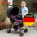 Pouch carrinho de bebê leve carrinho de criança 4.2 kg carrinho de bebé carrinhos de criança