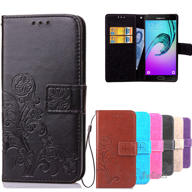 Luxury Retro Leather + Silicon Protective Wallet Flip Cover Case For <font><b>Samsung</b></font> <font><b>galaxy</b></font> <font><b>A3</b></font> <font><b>2016</b></font> <font><b>sm</b></font>-<font><b>a310f</b></font> A310 <font><b>A310F</b></font> Phone Case Coque image