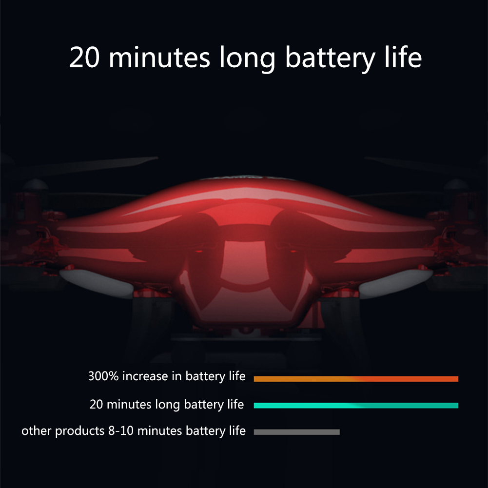 Best New Drone With Camera 1080P HD 5MP Hover Helicopter X52 Dron RC Drone Full hd Camera Drone Professional long flight time 10