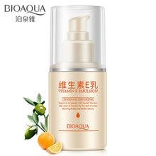Bioaqua Витамин Е Крем для лица против морщин уход за кожей дневной крем и увлажнители ночной крем эмульсия лосьон красота макияж лосьон