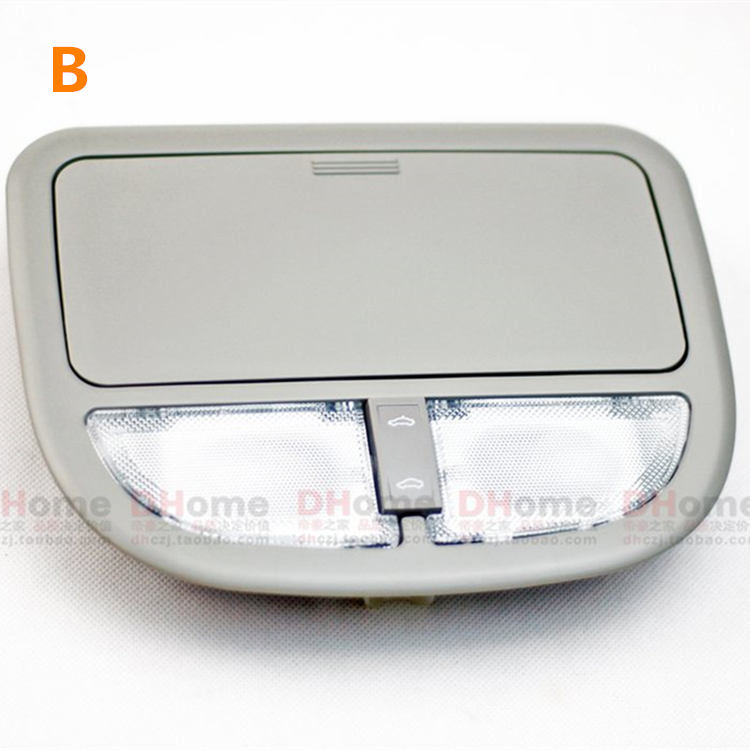 Geely Emgrand 7 EC7 EC715 EC718 Emgrand7 E7,EC7-RV EC715-RV EC718-RV,Car front interier reading dome light assembly