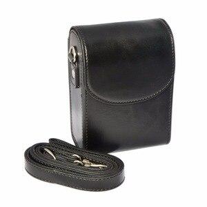 Image 2 - Камера кожаная сумка чехол для Canon Powershot G9x II G7x III II G9XM2 G7XM2 G7XM3 SX740 SX730 SX720 SX710 SX700 SX620 SX610 SX600