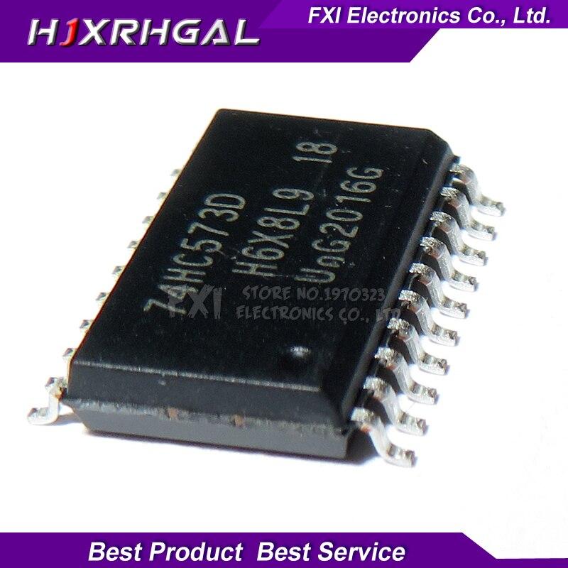 10PCS 74HC573D 74HC573 SOP20 SOP SN74HC573DWR SMD New Original