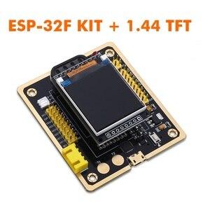 Image 3 - ESP 32F wifi + bluetooth ultra baixo consumo de energia placa de desenvolvimento duplo núcleo ESP 32 ESP 32F esp32 semelhante m5stack para arduino