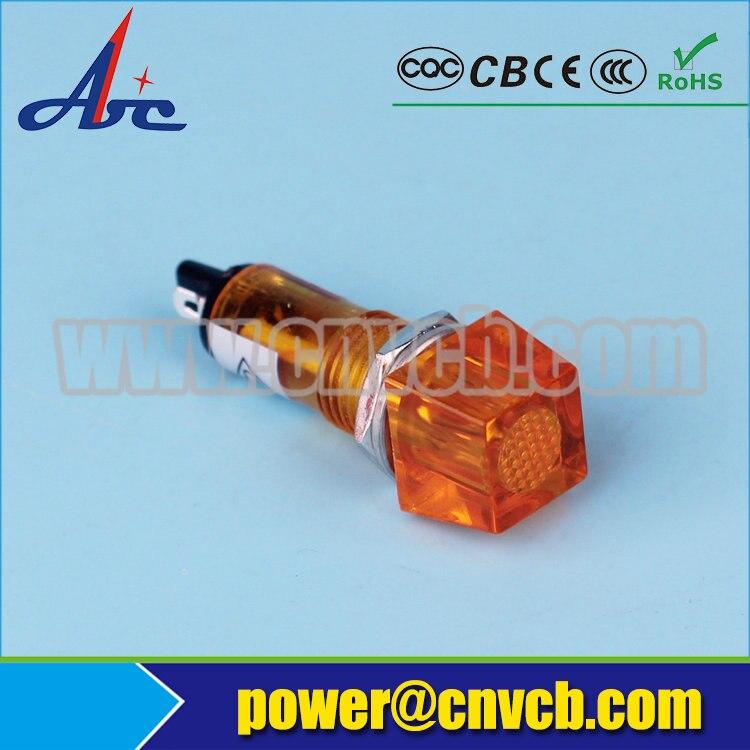 ZS24 10mm high power indicator light/pilot lamp 12v 10mm pilot light