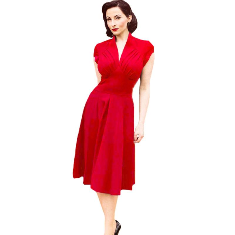 Online Get Cheap 1940s Dress Alibaba Group