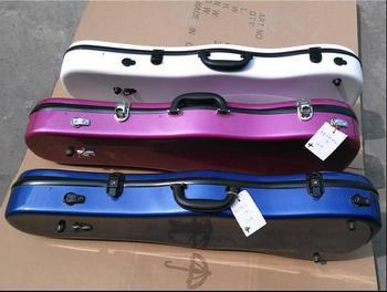 Special offer high-grade genuine FRP violin case 1/16  1/8 1/4 2/4 3/4 4/4