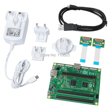 Raspberry Pi Compute Dev Kit BCM2835 32Bits ARM with Display & Camera Adapter for diy