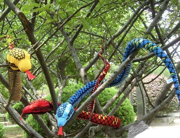 stuffed simulation animal snake anaconda boa plush toy about 280cm doll great  gift  free shipping w004 stuffed animal 115 cm plush simulation lying tiger toy doll great gift w114