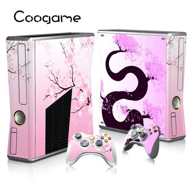 5 Estilos Regalo Para Ninas Vinly Calcomania Para Microsoft Xbox 360