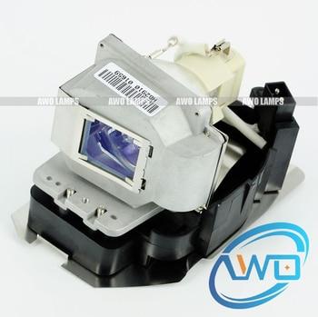 VLT-XD520LP Original bare lamp with housing for MITSUBISHI EX52/EX52U/EX53/EX53E/EX53U/XD500UST/XD520U-G/XD520U/XD530E/XD530U