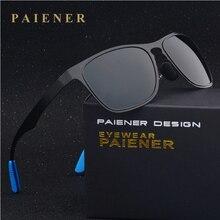 Nueva Aleación de La Manera marco 2140 gafas de Sol Polarizadas Diseñador de la Marca Gafas de Sol Para Mujeres de Los Hombres de La Vendimia gafas De Sol Oculos Feminino