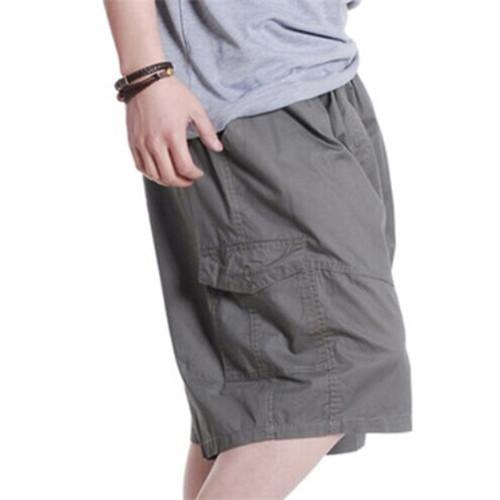 Plus Size Summer Style Shorts Men 2015 Summer New Loose Fashion Men Shorts Bermuda Masculina Casual Short Men Hot Sale shorts (2)