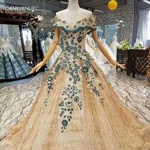 CHANVENUEL evening dress floor length occasion dress