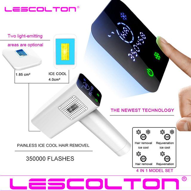 Máquina de Depilación Láser depilator permanente depilador eléctrico