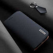 Luxury Genuine Leather Case For Samsung Galaxy S8 S9 Plus S10 S10E Note 8 9 Wallet Flip Card Slot Magnetic Bumper Coque Capa