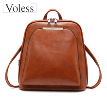 New Retro Women Backpack High Quality PU Leather Brand Female Shoulder Bag Lady Multifunction Backpack Hot Sale Bags Bolso Mujer national famous brand bag women high quality pu leather backpack school bags for teenage girls casual composite bag bolso mujer