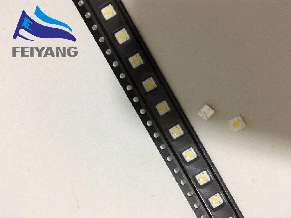 1000pcs LUMENS LED Backlight 1W 3V 3535 3537 Cool white LCD Backlight for TV TV Application A127CECEBUP8 Style-3