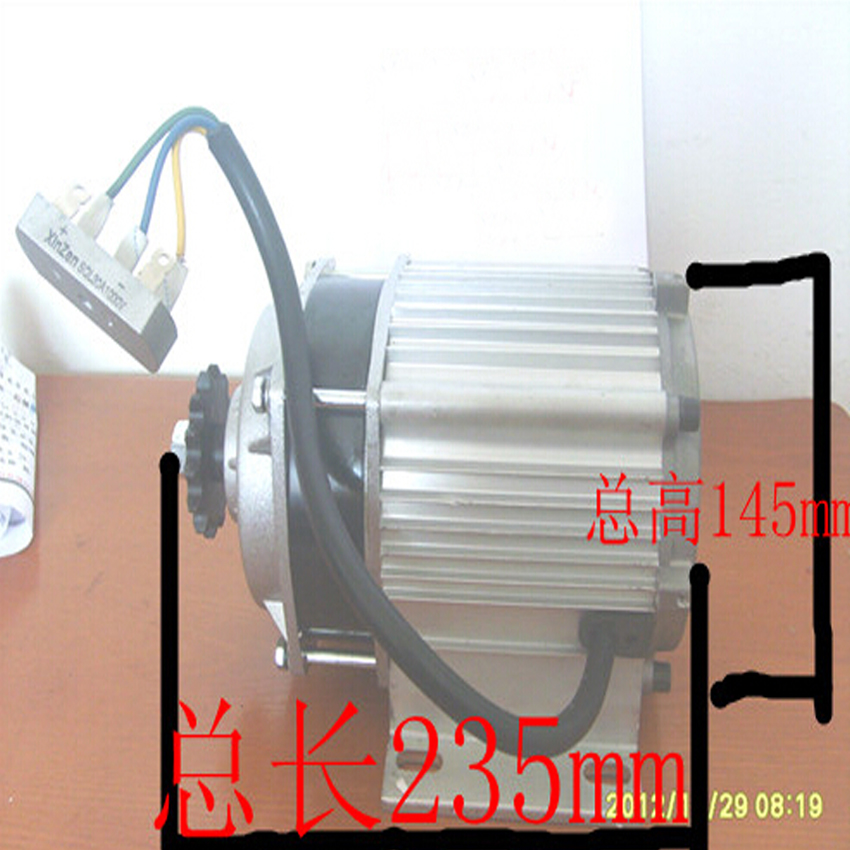 800W 120v permanent magnet brushless Alternative Energy AC Generators Wind Turbine wind driven generator driven by rear axle permanent magnet dc brushless motor bm1418hqf bldc 500w48v