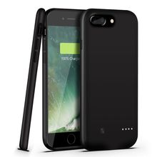 Battery Charger Case For iPhone 8 Plus 7 Plus Power bank Rechargeable Ultra Slim Portable Cover Outdoor Climbing 3000/4880mah